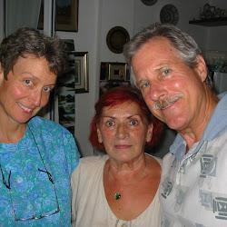 Italy: San Remo & Lunch with Federica in Imperia, Villa Viani - 7/26/02