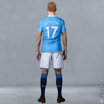 Bocoran Jersey Manchester City 2020/2021