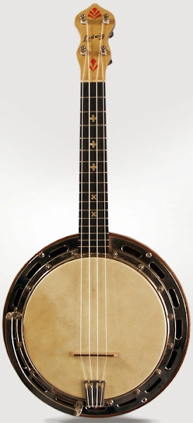 Ludwig Banjo Ukulele