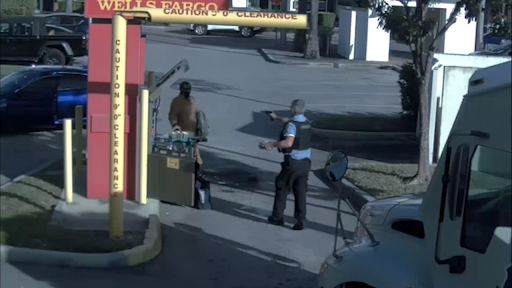Shots fired during armored car robbery in Miami