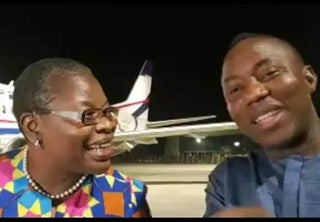 """Aso Rock can't sustain unconstitutional habit of repression"" —Ezekwesili reacts over Sowore's Arrest"