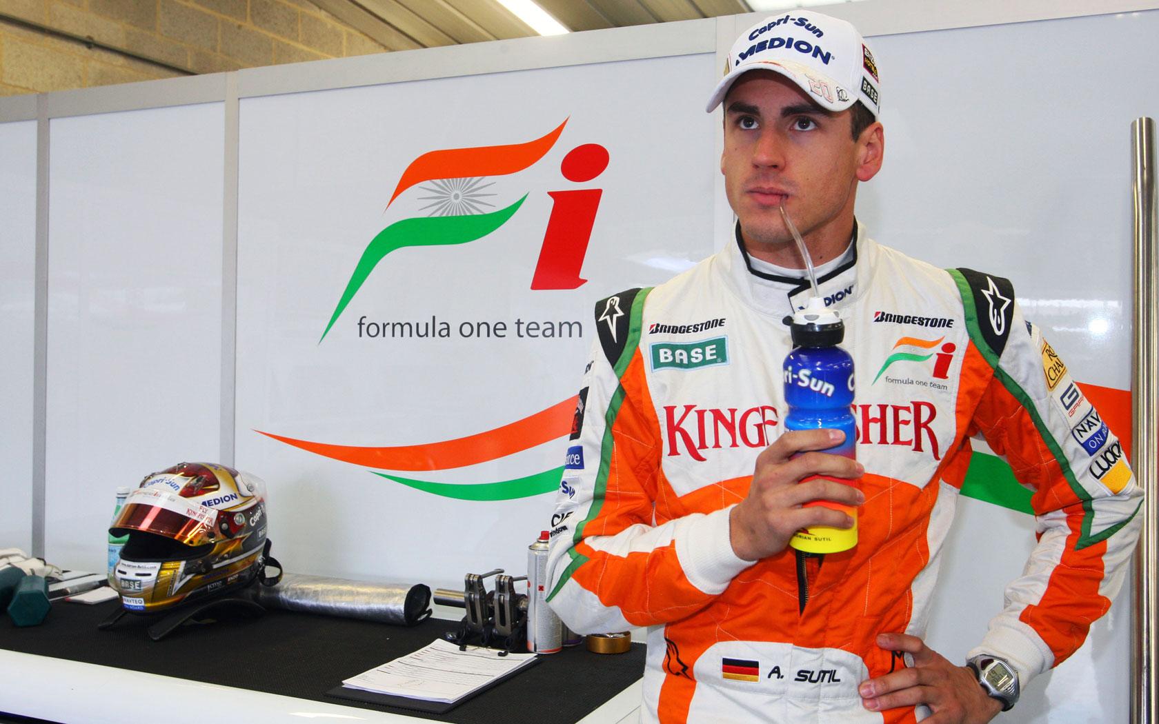HD Wallpapers 2009 Formula 1 Grand Prix Of Great Britain