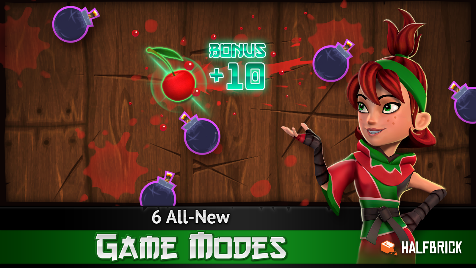 Fruit Ninja 2.3.0 MEGA MOD APK +DATA ~ ANDROID4STORE
