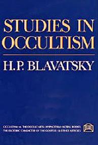 Cover of Helena Petrovna Blavatsky's Book Studies In Occultism