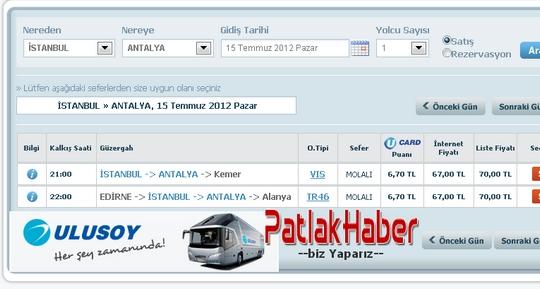 istanbul+antalya+otobüs+bilet+fiyatları+2012