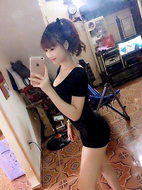 hot girl nguyen ngoc ngan ha 9