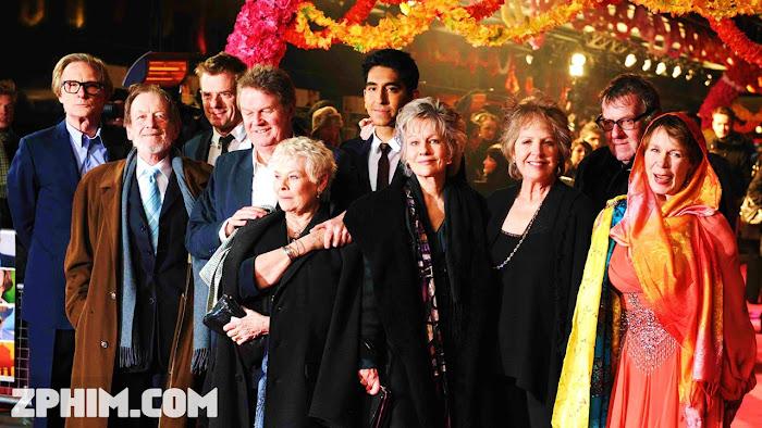 Ảnh trong phim Khách Sạn Hoa Cúc Vàng Nhiệt Đới - The Second Best Exotic Marigold Hotel 1