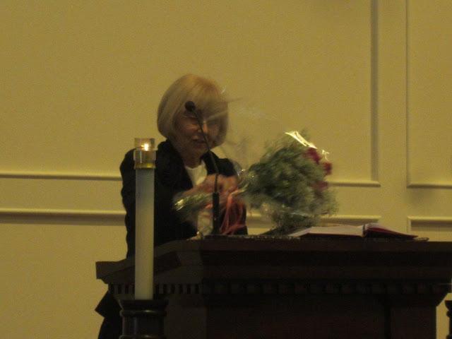 13 Lutego 2013, Medal Przełożonego Generalnego dla pani Elżbiety Gurtler-Krawczyńskiej. - IMG_5521.jpg