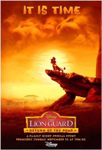 The Lion Guard- Return of the Roar - Vệ Sĩ Sư Tử- Tiếng Gầm Trở Lại