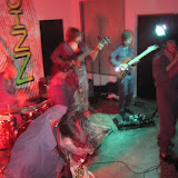 4/16/12: Realization Orchestra, Radio Shock, Religious Girls, Kyle Mabson DJ set