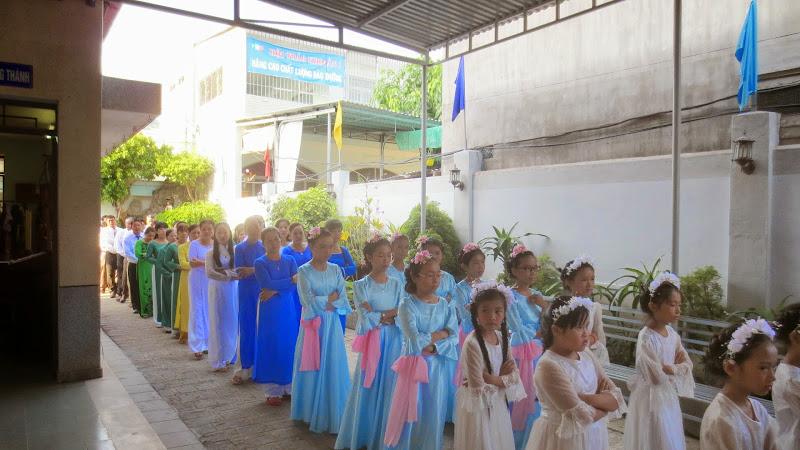 Thánh lễ mừng bổn mạng Giáo xứ Núi Sạn