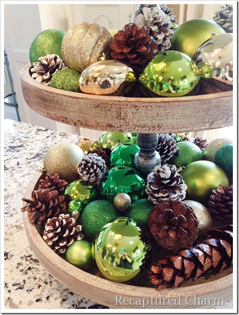 3 tiered platter christmas 2