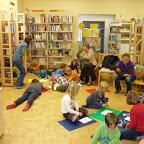 Zu Besuch bei Frederik in der Bücherei