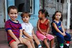 Children in Baracoa