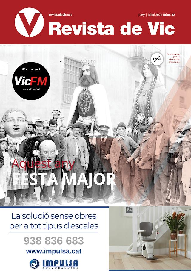 REVISTA DE VIC - número 82  FESTA MAJOR