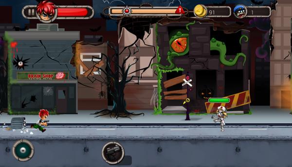 Pinaddon đưa Zombie Combat lên Google Play 7