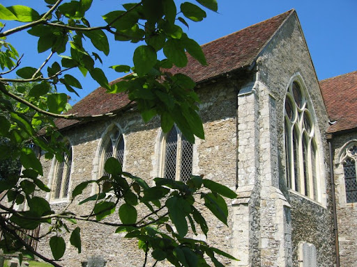 all saints church in icklesham