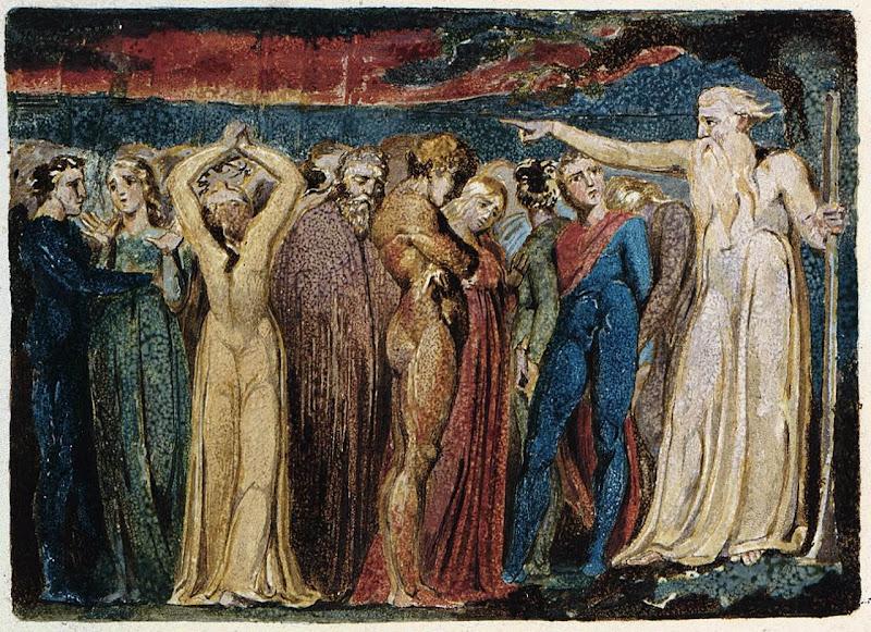 Joseph preaches to the britons