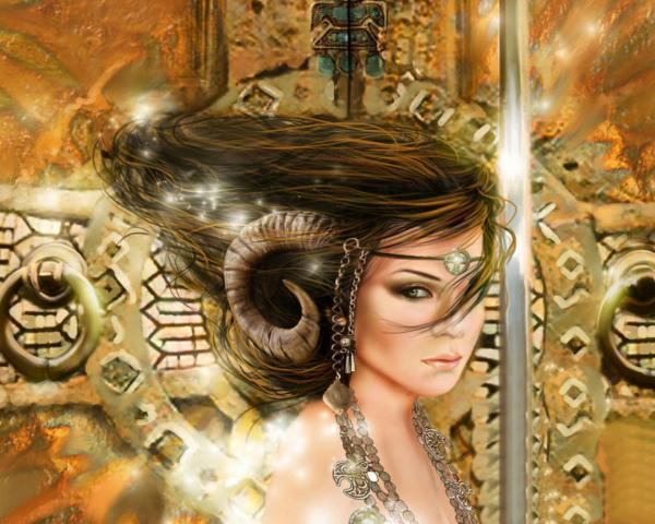 Arcane Maiden Woman, Beautiful Magic Girls 2