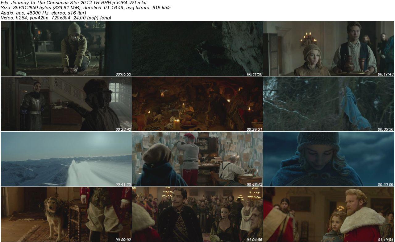 Journey To The Christmas Star - 2012 BRRip x264 - Türkçe Dublaj Tek ...