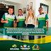 Prefeita Sâmia Moreira se reune com o Secretário de Esporte e sua equipe para dá início as competições do primeiro campeonato municipal de Santa Quitéria do Maranhão.
