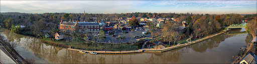 Pittsford NY Panorama~110712 Photo by Carl Crumley