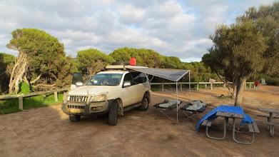 Photo: Camp @ Cape Arid