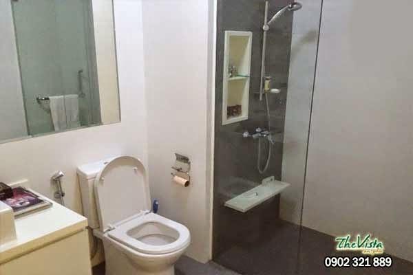 Cho thuê 800usd/tháng cho căn hộ 2 phòng ngủ tại The Vista căn hộ the vista quận 2