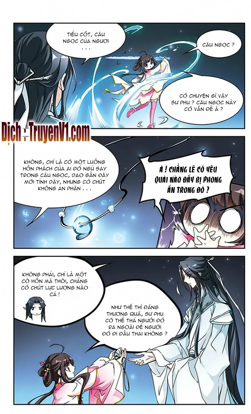 Hoa Thiên Cốt Chap 109 - Trang 6