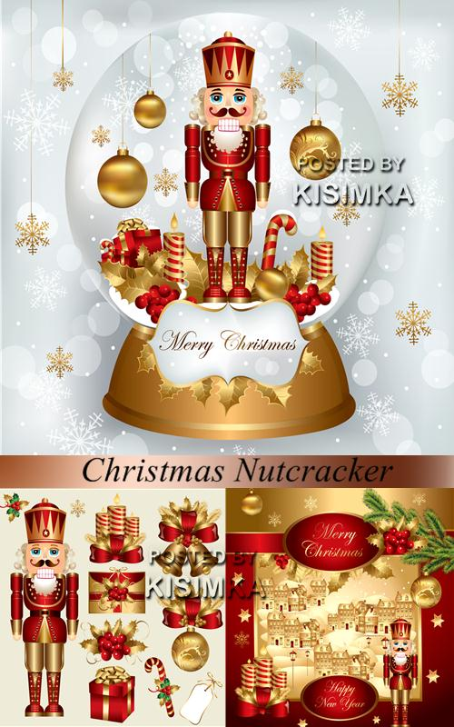 Stock: Christmas Nutcracker