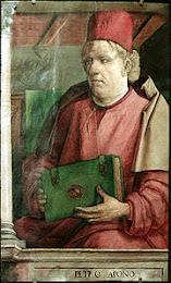 Peter De Abano Portrait