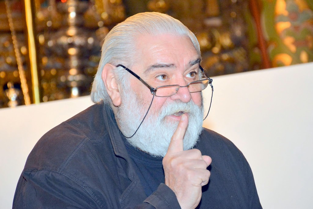 Sorin Dumitrescu la Sf. Silvestru despre Inviere 046