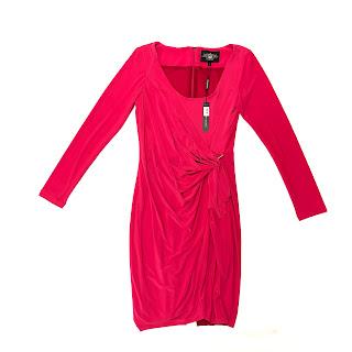 Rachael Roy Fuchsia Dress