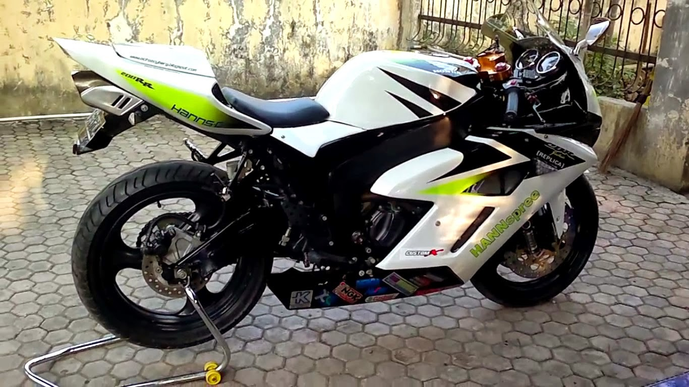 Verza Modifikasi Striping