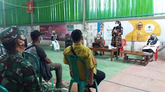 Sri Rahayu Apresiasi Antusias Warga untuk Vaksin di Desa Sirnabaya dan Pancawati