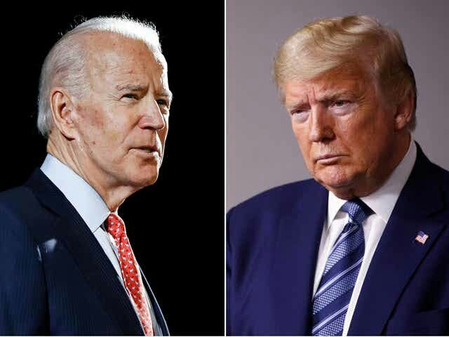 US election: Be warned, stop causing trouble when you're yet to ascend the seat - Trump tells Joe Biden
