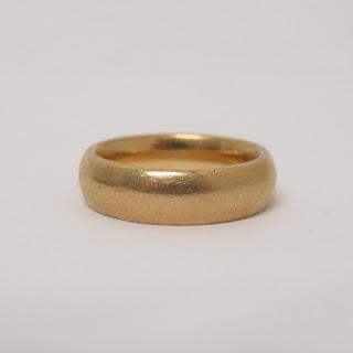 14k Gold Band