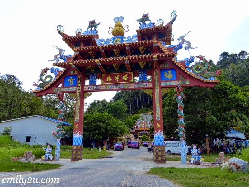 Fu Lin Kong (Taoist Temple), Pangkor