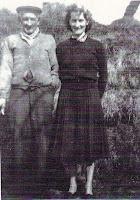 Grandad Allen and Ivy Allen - ref 040