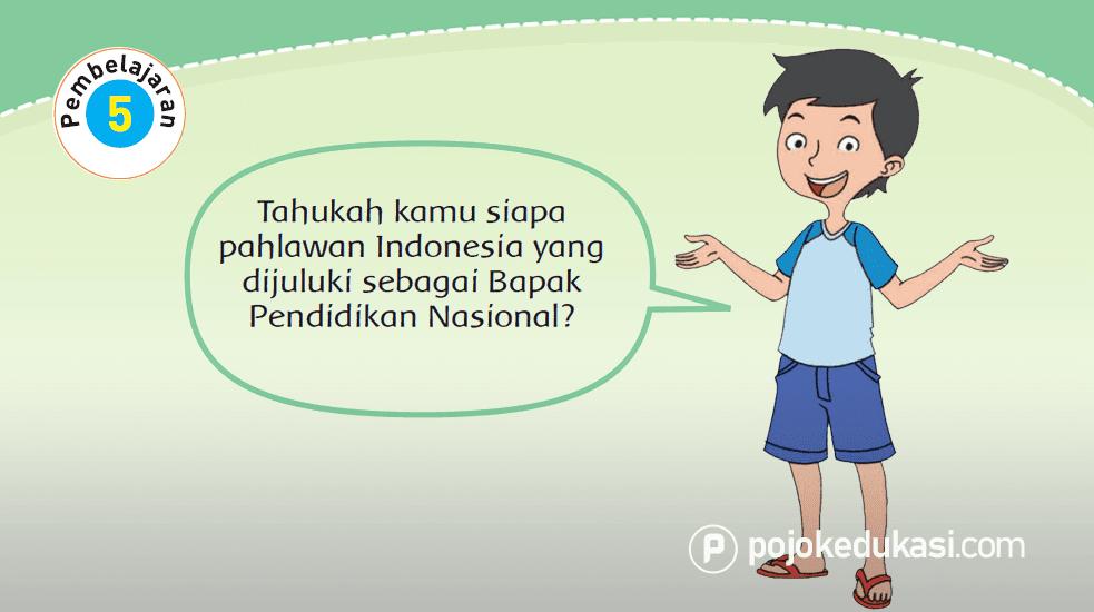 Kunci Jawaban Halaman 83, 84, 85, 86, 87, 88 Tema 5 Kelas 4