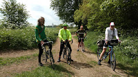 Thursday ride on Herts bridleways