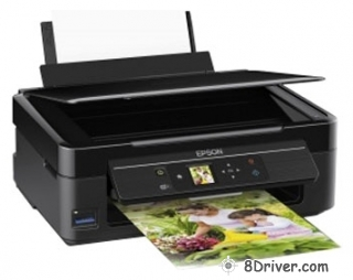 Download Epson Expression Home XP-313 printers driver & install guide