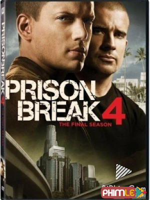 Phim Vượt Ngục 4 - Prison Break 4 (2008)