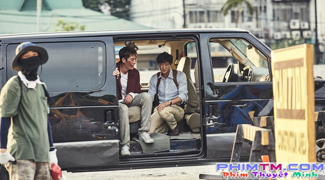 Ông Trùm: Sướng đến phút cuối cùng bên Lee Byung Hun và Kang Dong Won, Kim Woo Bin - Ảnh 3.