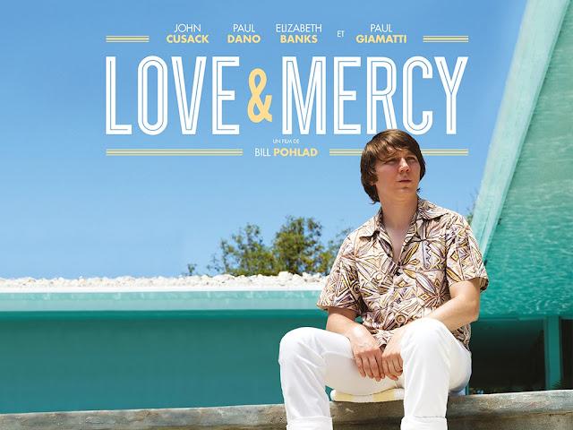 Love & Mercy Wallpaper