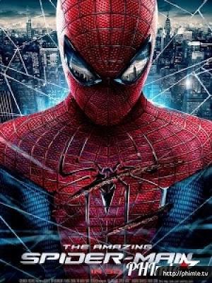 Phim Người nhện siêu đẳng - The Amazing Spider-man (2012)