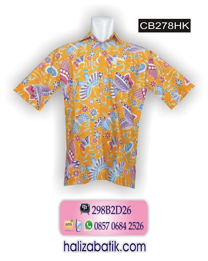 CB278HK Batik Murah Online, Contoh Baju Batik, Grosir Pakaian, CB278HK