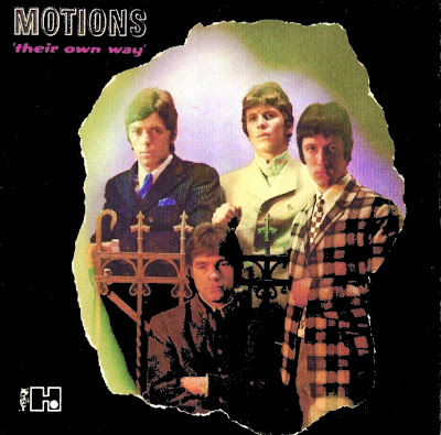 the Motions ~ 1966 ~ Their Own Way