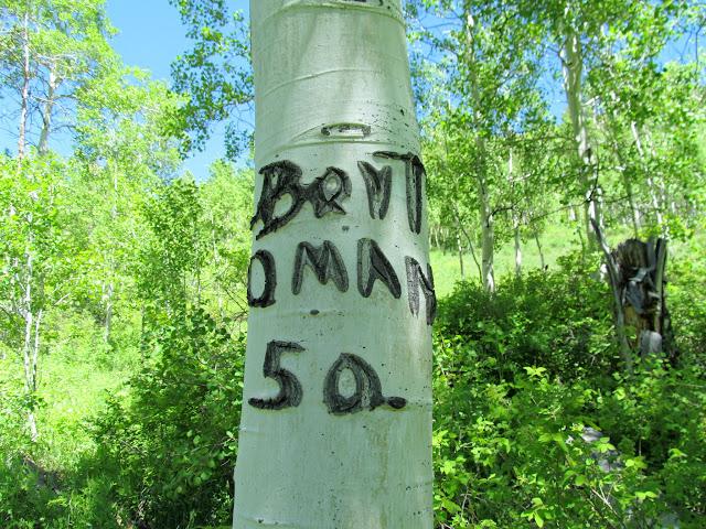 Bert Oman 1950