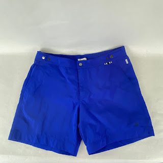DANWARD NEW Blue Swim Trunk